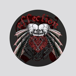 "Affection 3.5"" Button"